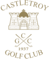 Castletroy Golf Club Logo